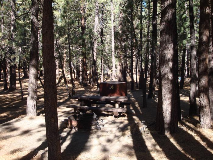 New Shady Rest Campground SITE 80