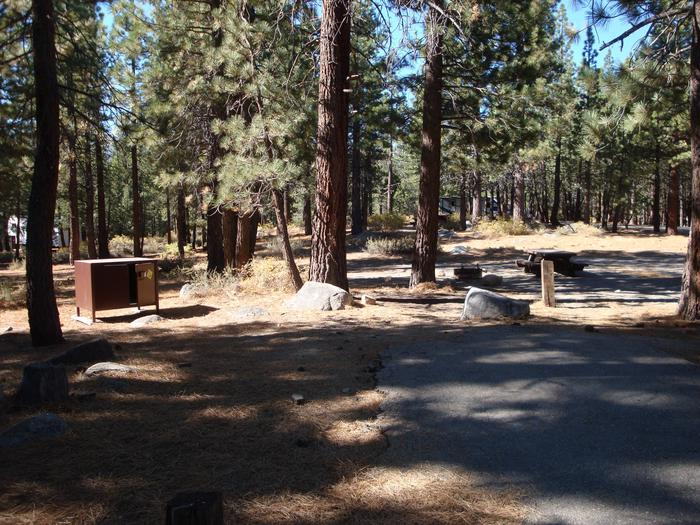 New Shady Rest Campground SITE 83