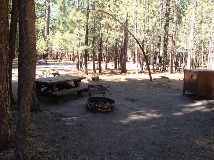 New Shady Rest Campground SITE 93