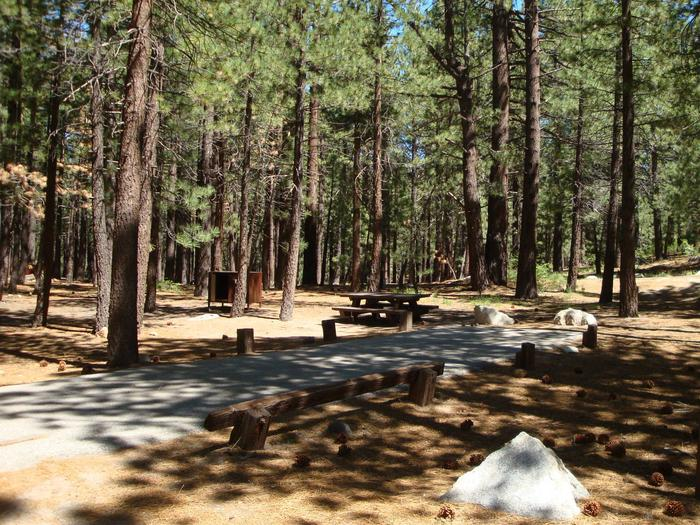 New Shady Rest Campground SITE 89