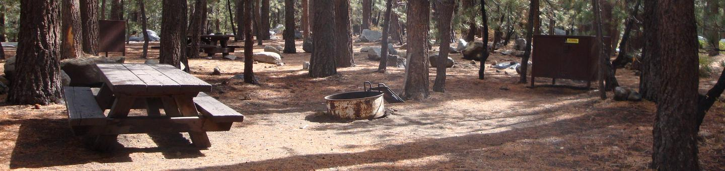 New Shady Rest Campground SITE 102