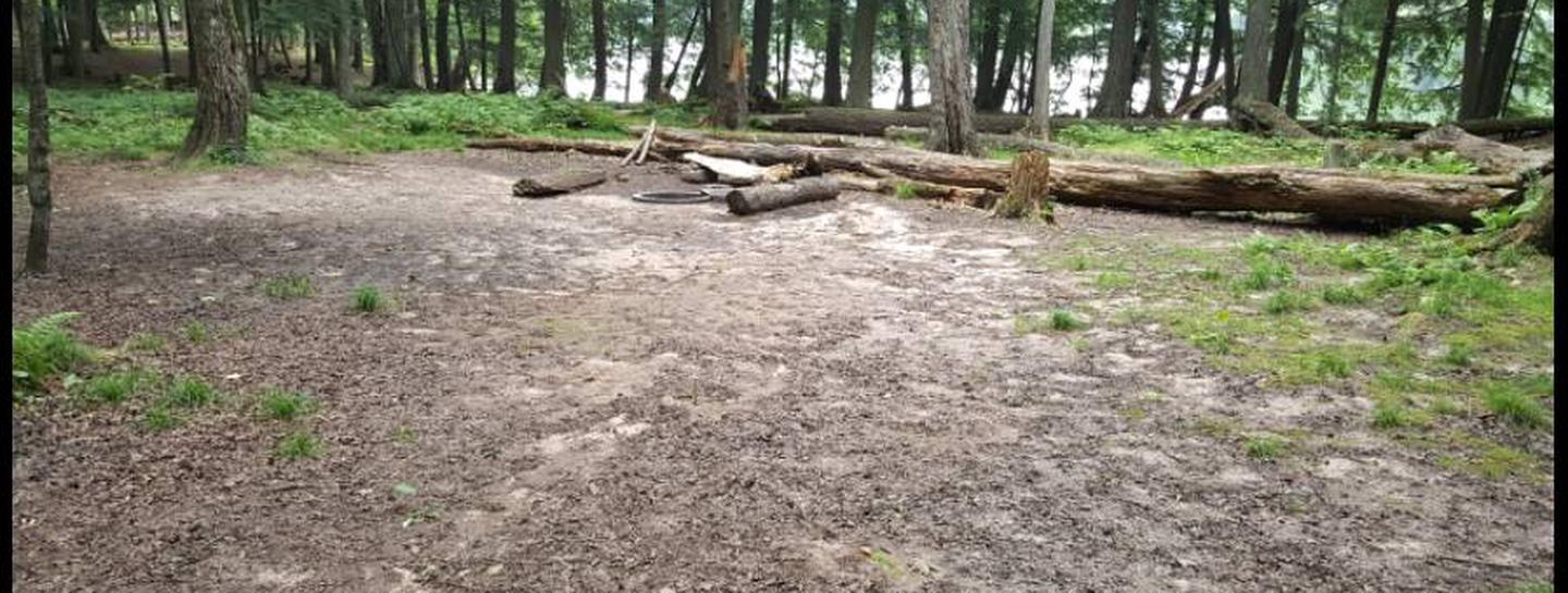 Bobcat Campsite photo.This campsite has room available for multiple campsites.