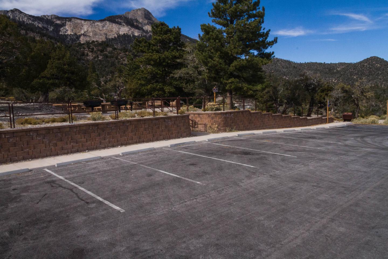FDR Site Parking
