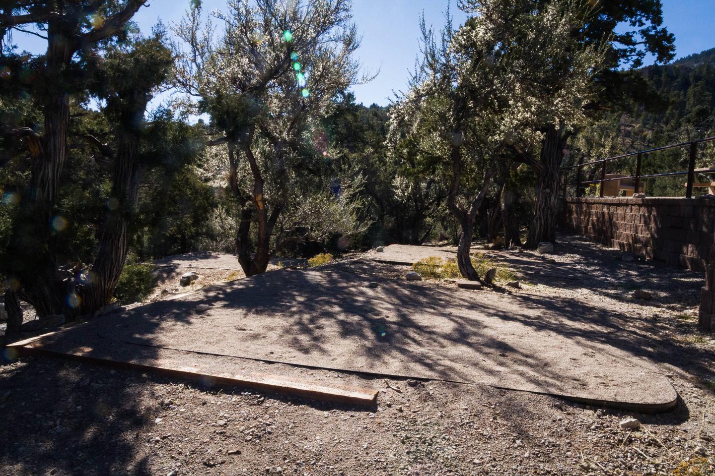 McNutt Site Tent Pads