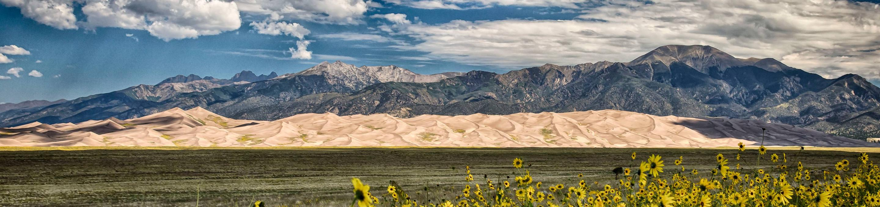 Great Sand Dunes National ParkPinon Great Sand Dunes National Park