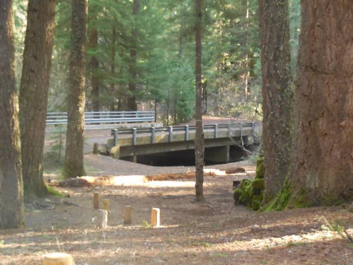 Union Creek Bridge