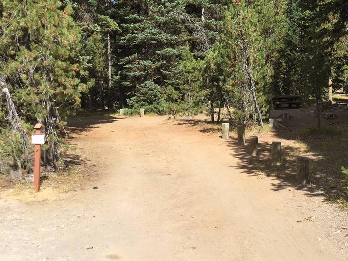 South CampgroundSite 1