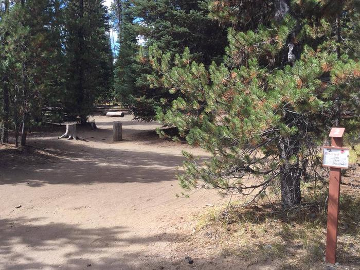South CampgroundSite 2