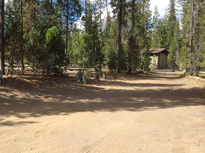 South CampgroundSite 6