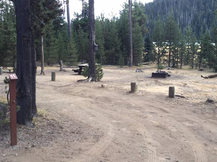 South CampgroundSite 11