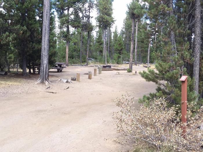 South CampgroundSite 12