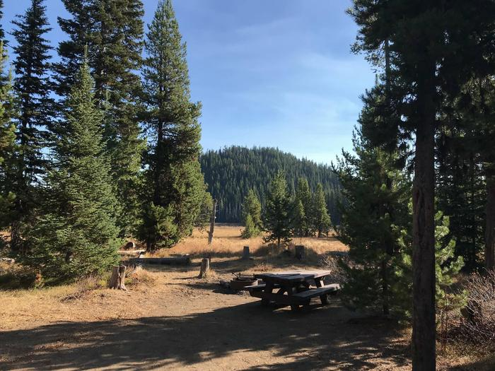South CampgroundSite 18