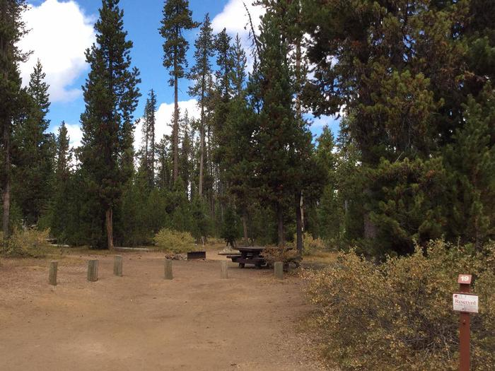 South CampgroundSite 19