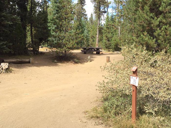 South CampgroundSite 21