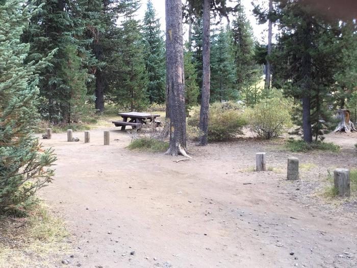 South CampgroundSite 20