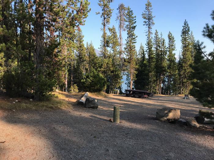 Elk Lake CampgroundSite 9