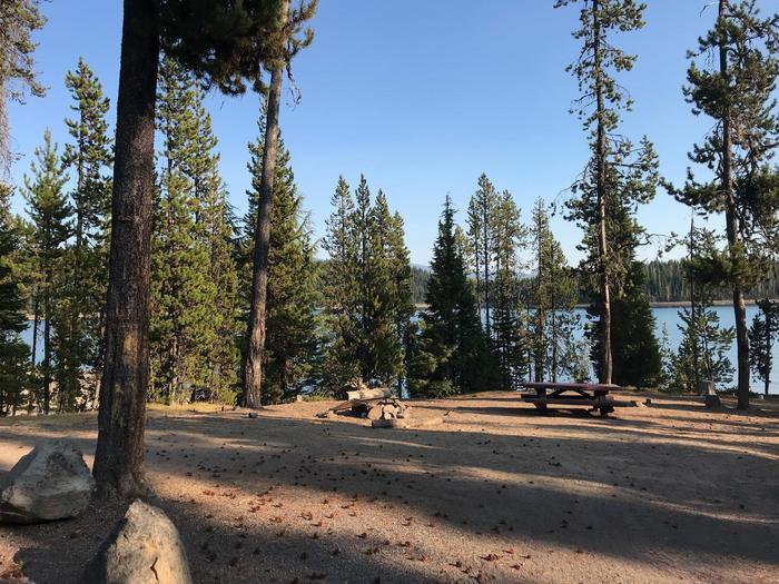 Elk Lake CampgroundSite 10