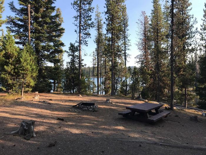 Elk Lake CampgroundSite 11