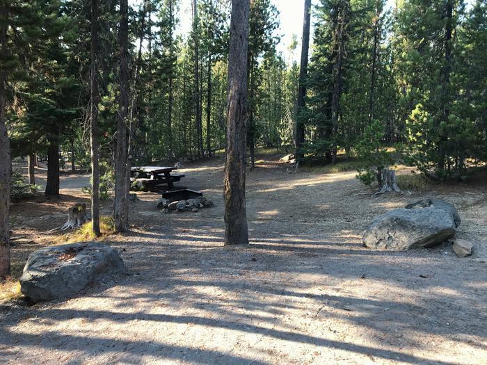Elk Lake CampgroundSite 14