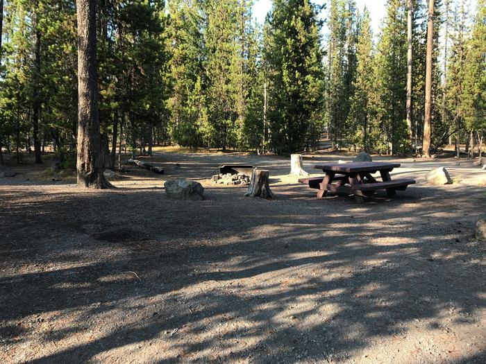 Elk Lake CampgroundSite 15