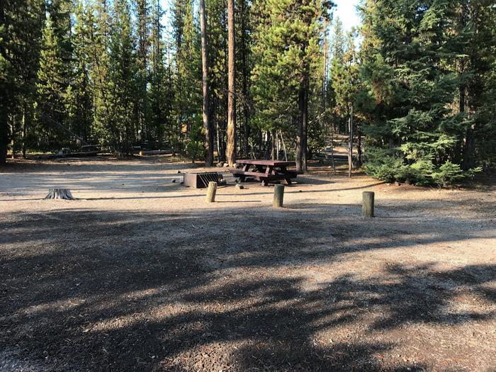 Elk Lake CampgroundSite 16
