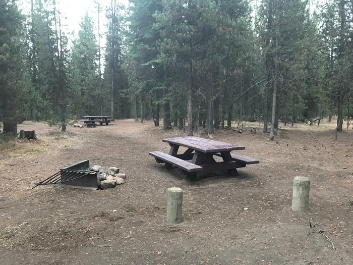 Lava Lake CampgroundSite 33