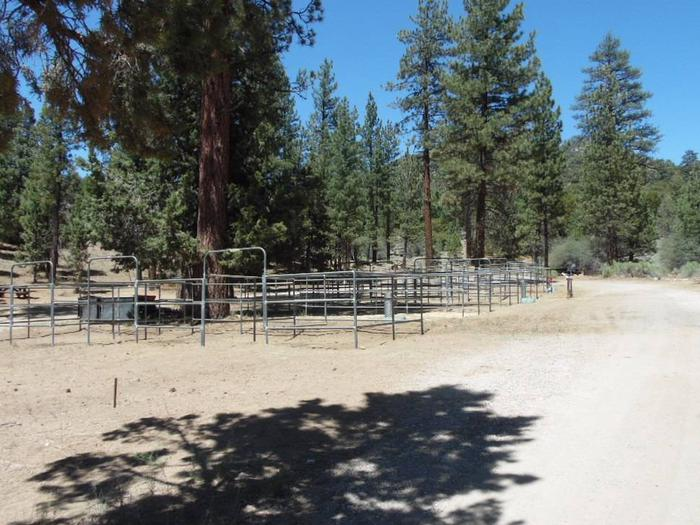 Wild Horse Equestrian FamilyHorse Campground/must have a horse to book