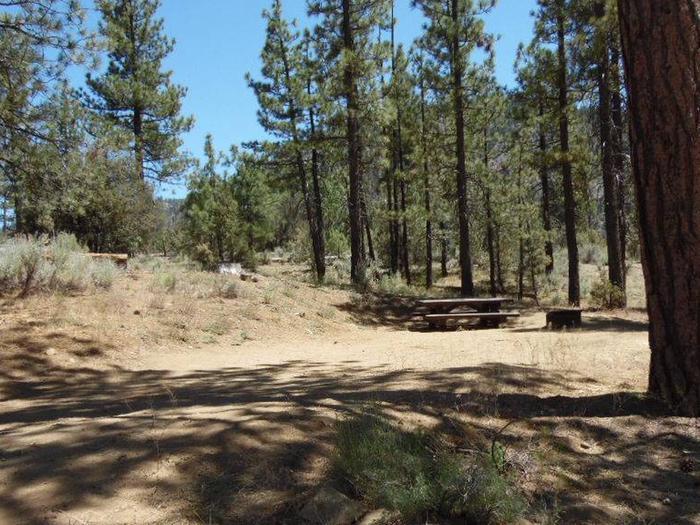 Wild Horse site 6site 6