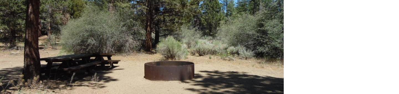 Wild Horse site 7site 7