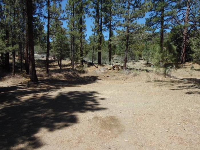 Wild Horse site 8site 8