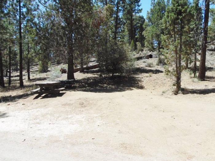 Wild Horse site 10site 10