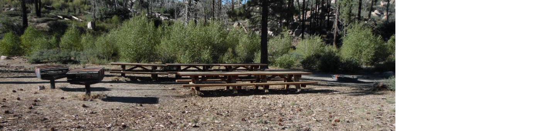 Grays Peak Group Campground