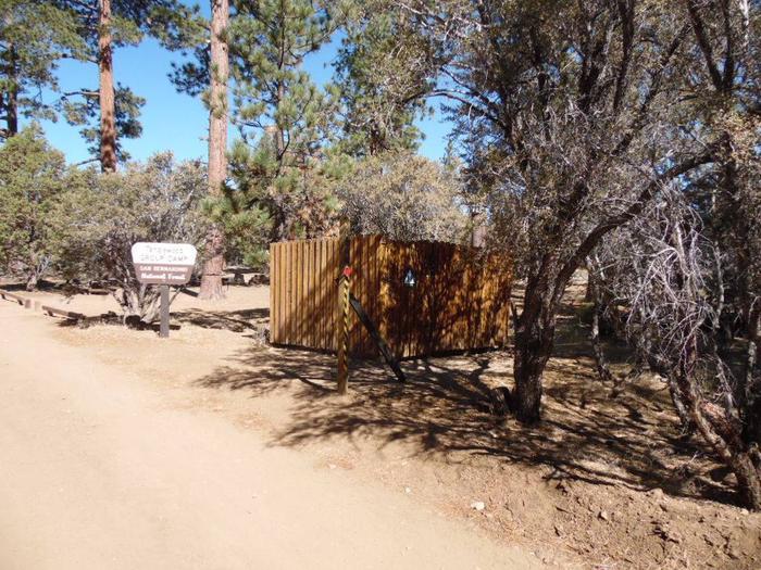 Tanglewood open air vault toiletvault toilet