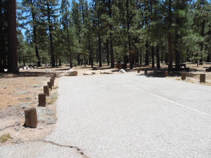 Heart Bar site 6/7 parkingParking for 6/7