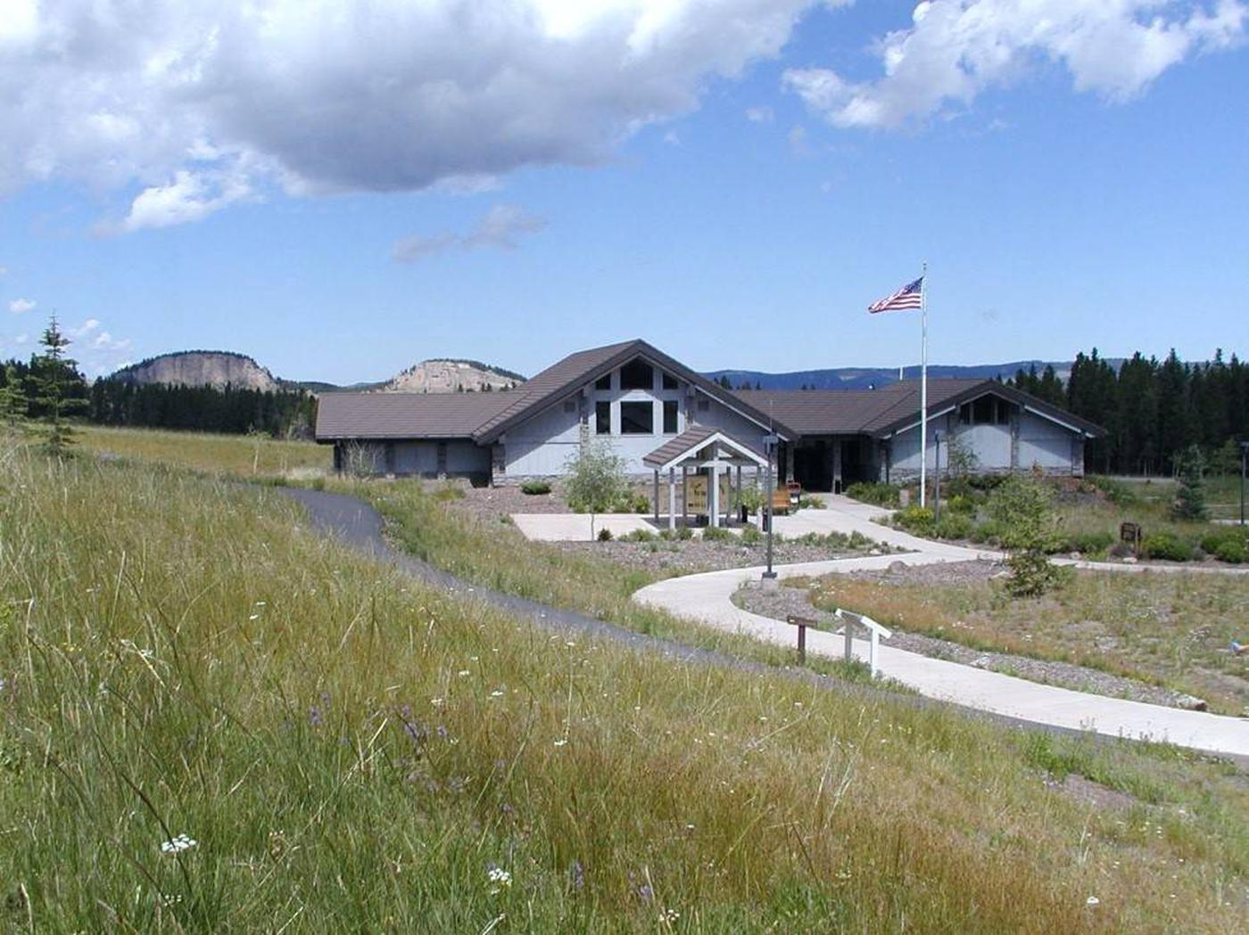 Burgess Junction Visitor Center 2