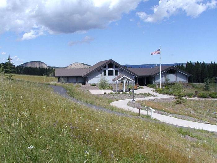Burgess Junction Visitor Center 2