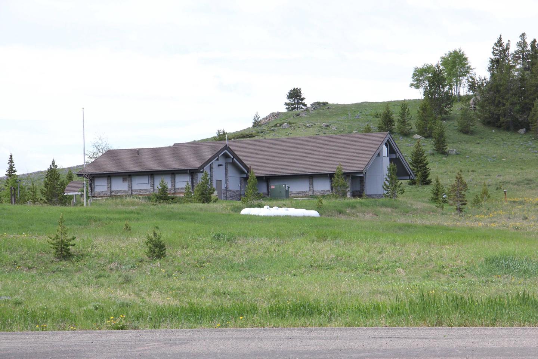 Burgess Junction Visitor Center 3