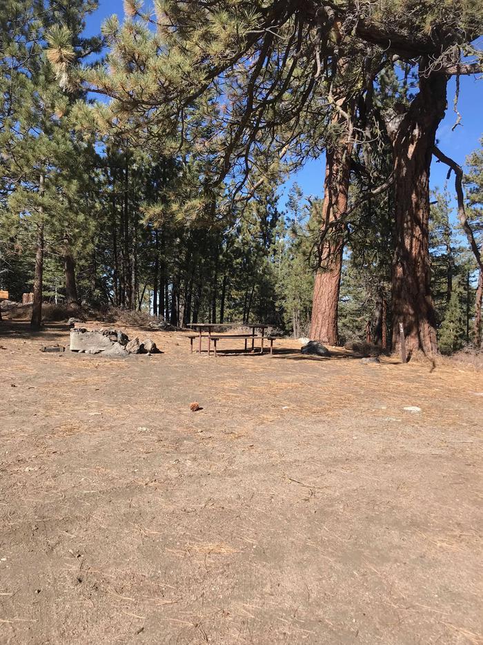 Campo Alto CampgroundSite 13
