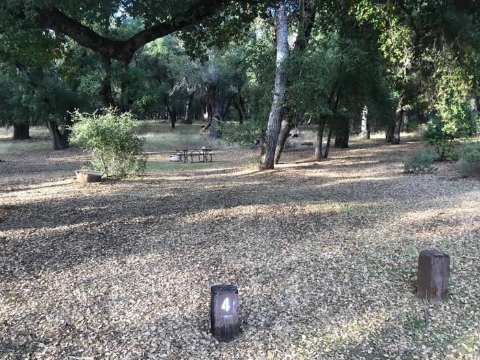 Escondido Campground Site 004