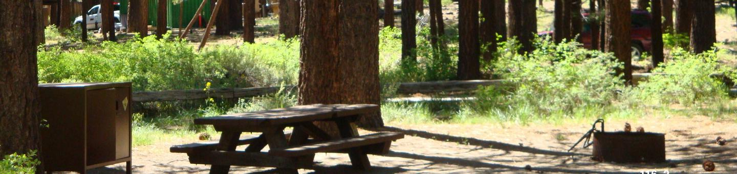New Shady Rest Campground SITE 116