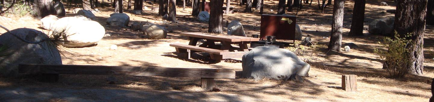 New Shady Rest Campground SITE 124