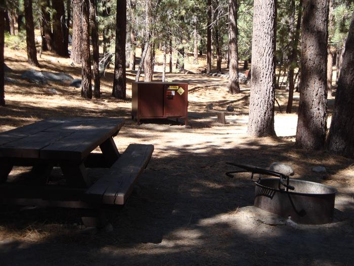 New Shady Rest Campground SITE 135