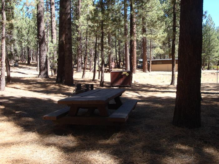 New Shady Rest Campground SITE 136