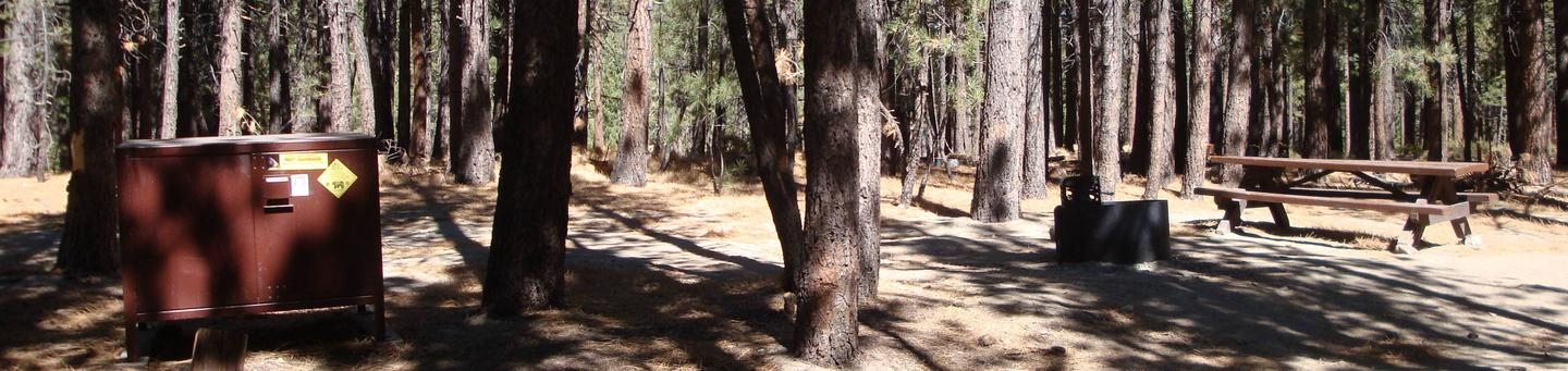 New Shady Rest Campground SITE 142