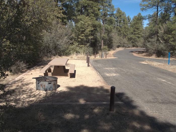 Hilltop Campground Campsite 10