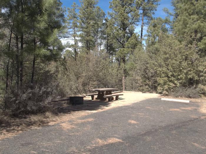 Hilltop Campground Campsite 11
