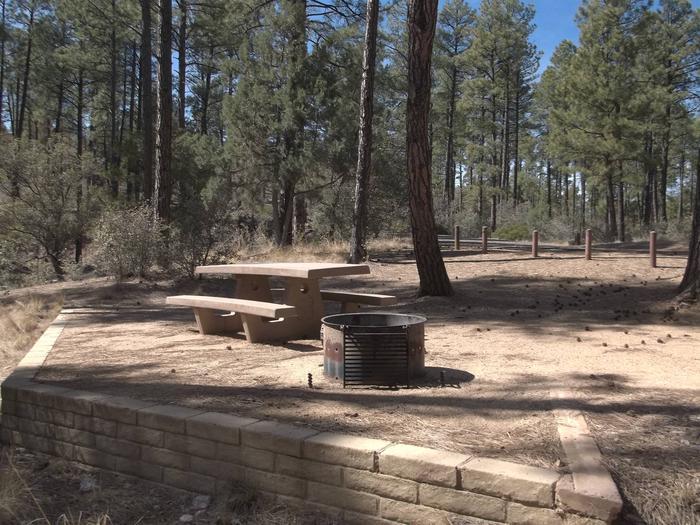 Hilltop Campground Campsite 12