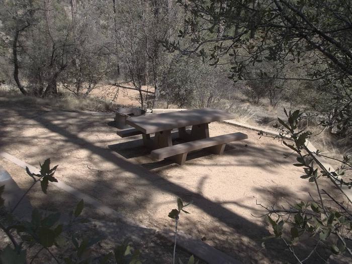 Hilltop Campground Campsite 14