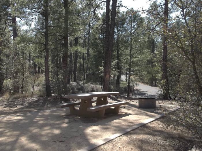 Hilltop Campground Campsite 19