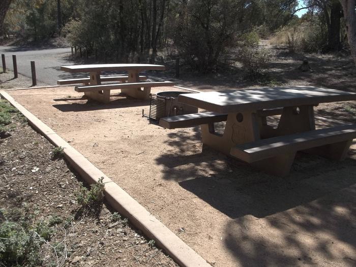 Hilltop Campground Campsite 28